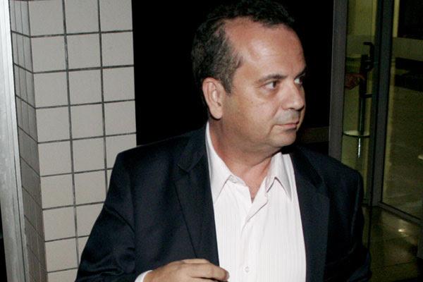 Rogério Marinho, do ABC, acompanhou a reunião do Conselho