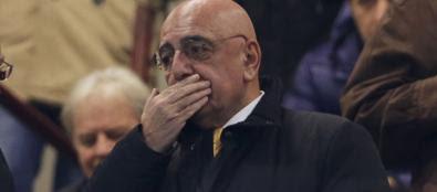 Adriano Galliani (LaPresse)