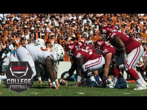 NCAA Football Classics: History of Texas vs. Oklahoma in Red River Rivalry