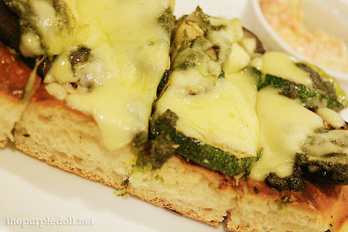 Grilled Veg & Mozzarella P250