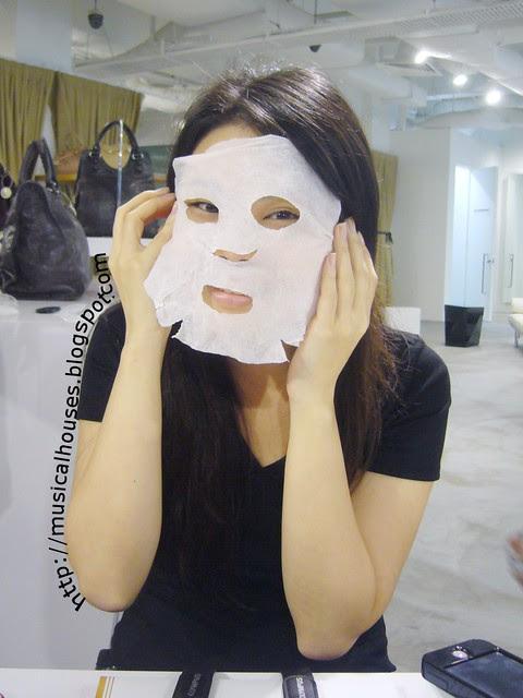 astalift lotion mask 2
