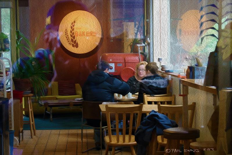 Arcosanti Cafe