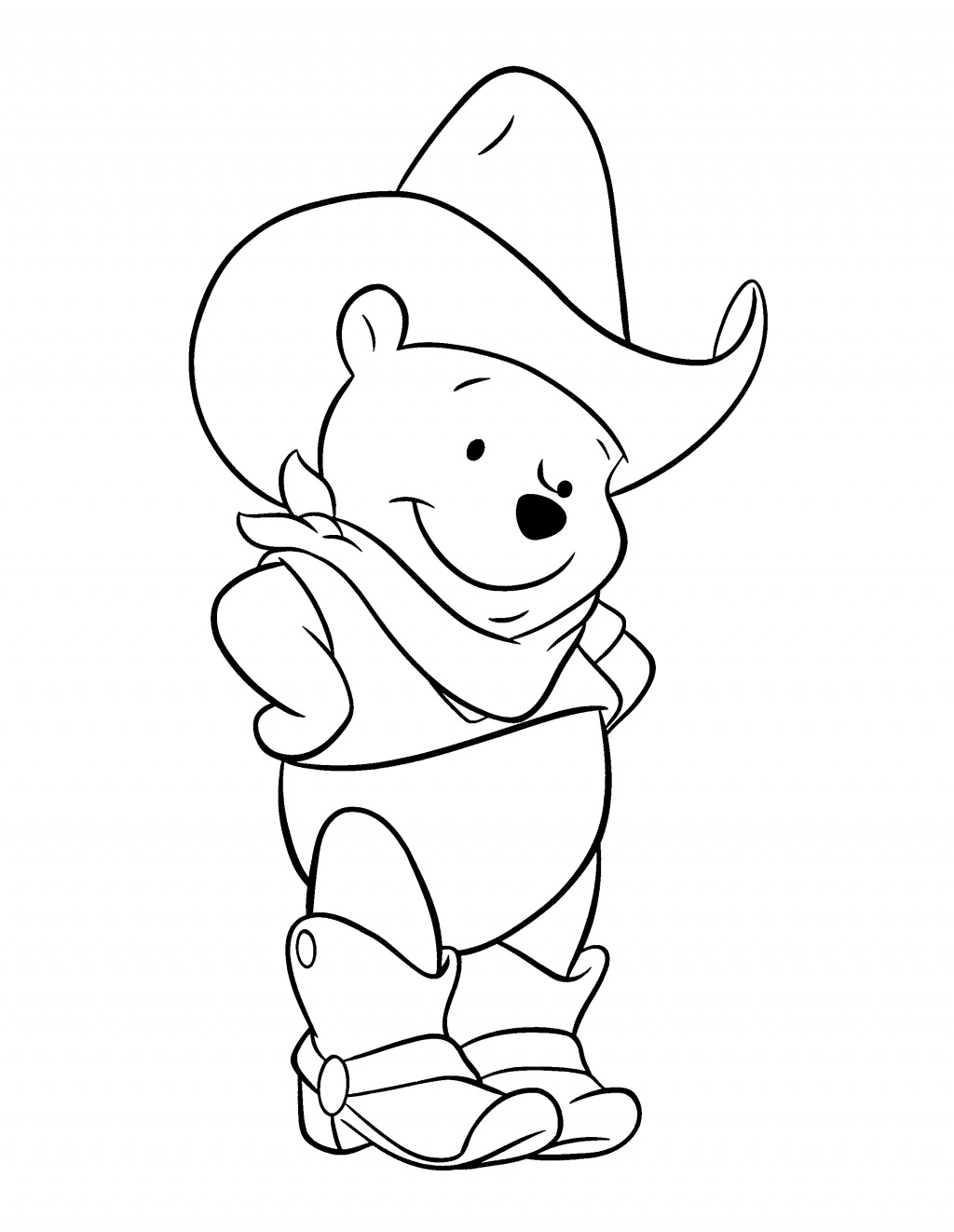 Baby Winnie The Pooh Drawing At Getdrawingscom Free For Personal
