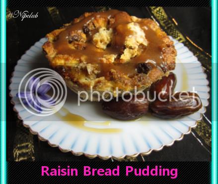raisin pudding dates