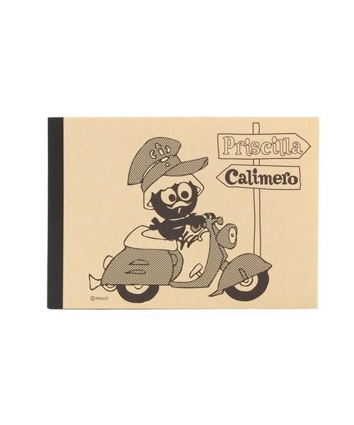 Village Vanguardヴィレッジヴァンガードのカリメロb7メモ帳