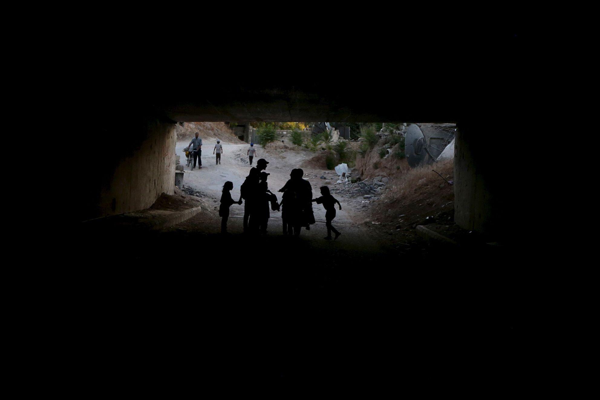 1111_Syria Children