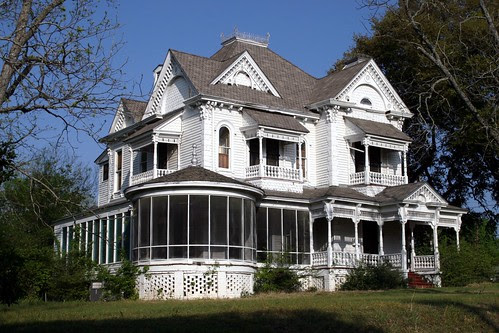 william and caroline broyles house
