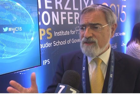 Daniel Goldschmidt - Appalled Delusional remarks at Herzlyia  Conf. by Rabbi Jonathan Sacks