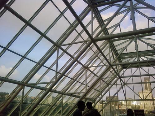 A utopic sky