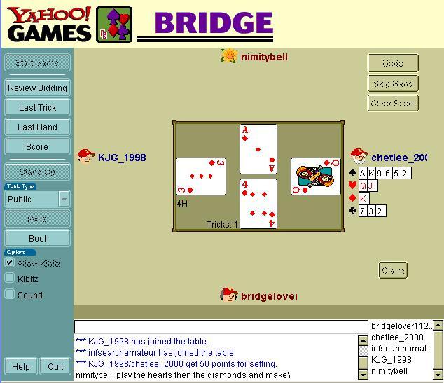 Card Game Free: How To Play Bridge Card Game Free