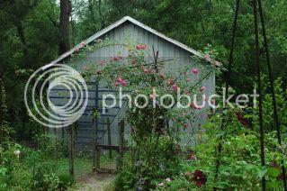 Robert's Barn and Mme. Gregoire Staechlin