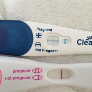 Very Faint Positive Line On Clearblue Pregnancy Test Pregnancy