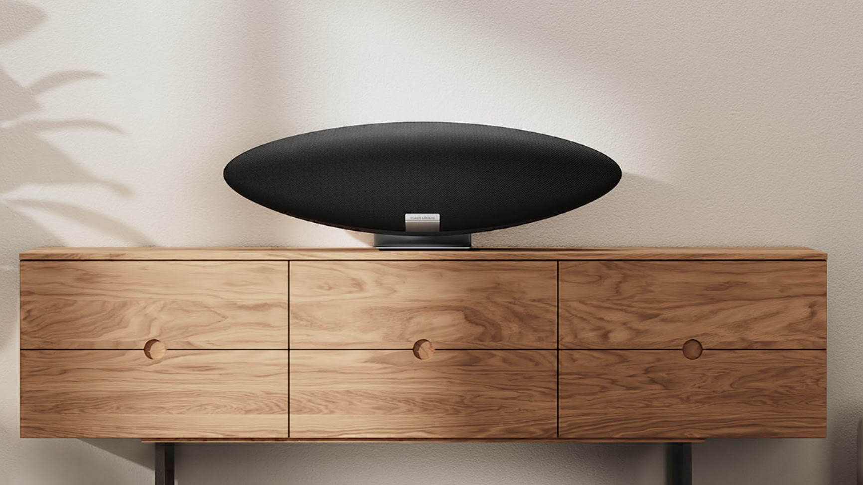 Alexa and Airplay 2 find $800, airship-shaped home in Bowers & Wilkins smart speaker