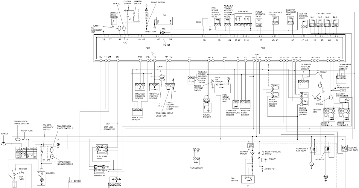 Miata Ac Wiring Diagram