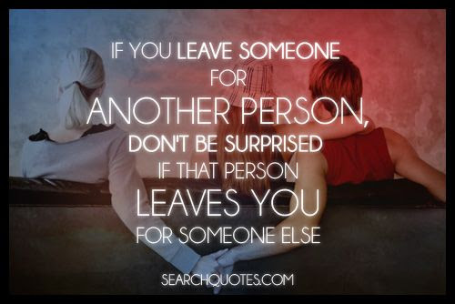 Karma In Relationships Picture Quotes