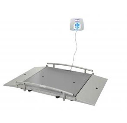 Health O Meter 2650kl Digital Wheelchair Dual Ramp Scale