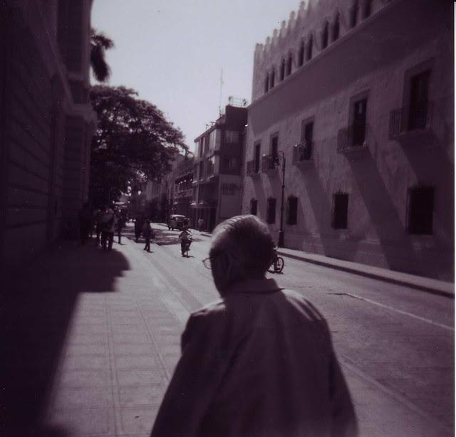 Merida street scene