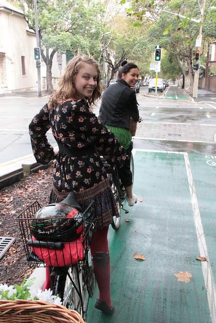 Megan & Tanja on Bourke Street