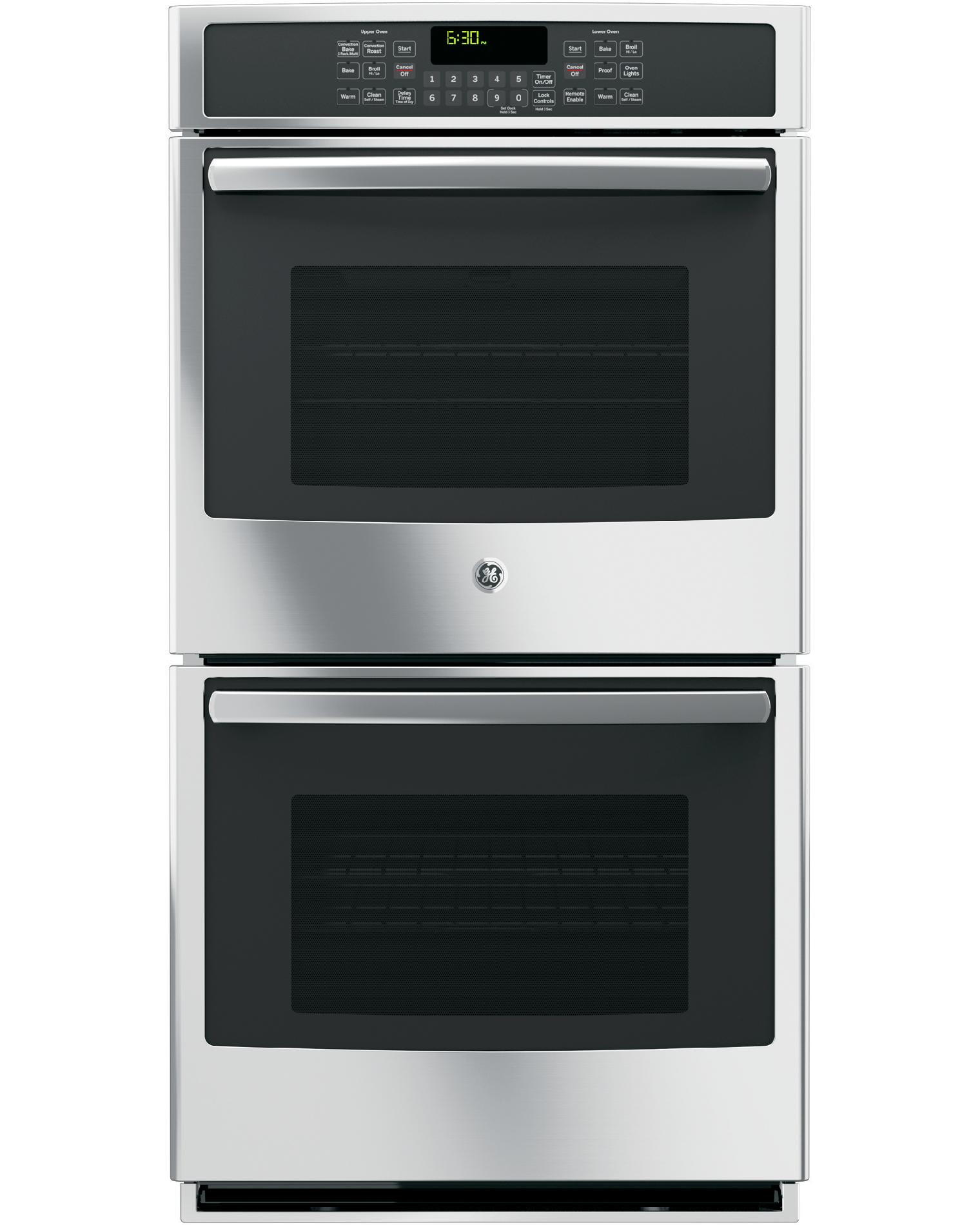 """Whirlpool - RBD245PRQ - 24"""" Double Electric Wall Oven w ..."""
