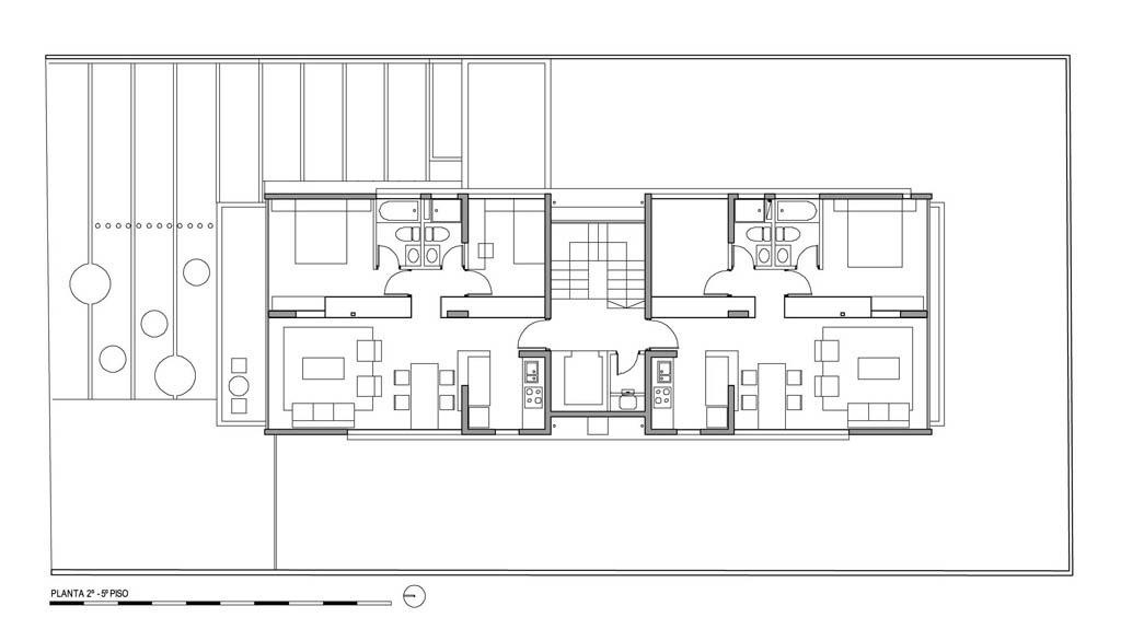 Edificio-Atenea, vivienda-colectiva, arquitectura, casas