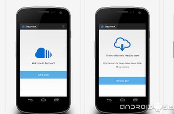 como instalar el recovery modificado facilmente en un monton de terminales android 1 Cómo instalar el Recovery modificado fácilmente en un montón de terminales Android