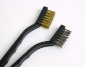Steel Wire Brush Set - 2 Pack - brendaschweder