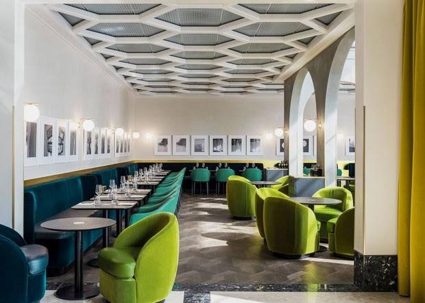 Restaurant Designs By India Mahdavi To Inspire Your Dining Room Decor Room Decor Ideas
