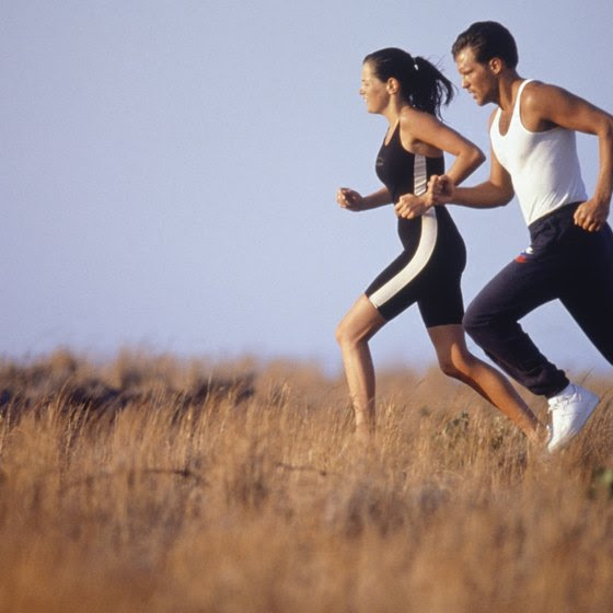 Calories Burned From Jogging Four Miles Per Hour | Healthy ...