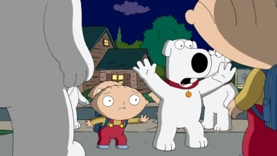Family Guy - 10x05 Road to the Pilot