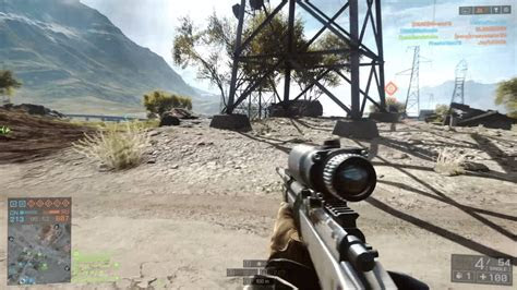 ma sniping battlefield  multiplayer sniper gameplay