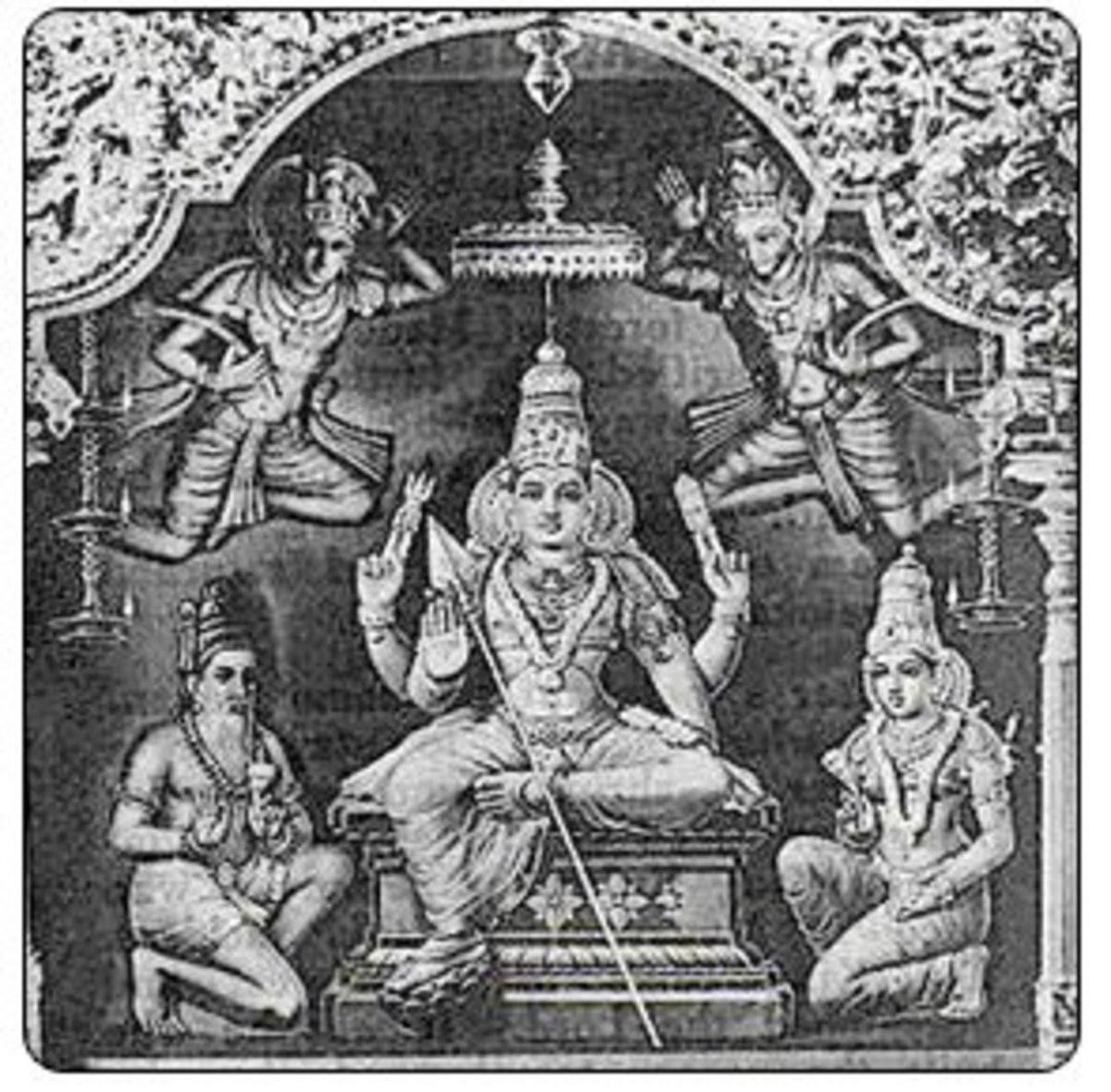 Ashlesha Nakshatra : Tirupparankundram
