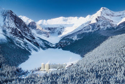 Lake Louise Banff Ski Resort
