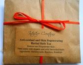 Anti-oxidant and Skin Regenerating Herbal Bath Tea Soak
