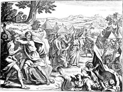 The Korah Rebellion