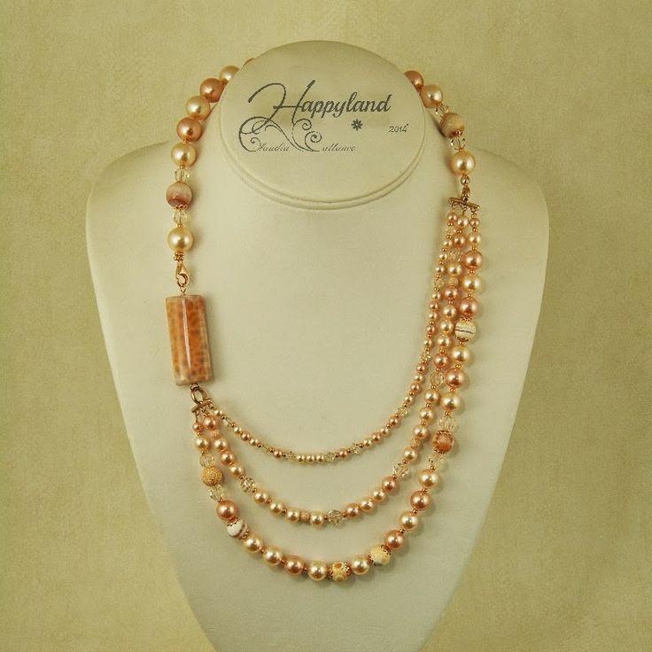 Le gioie di Happyland: Multifilo perle e pietre dure