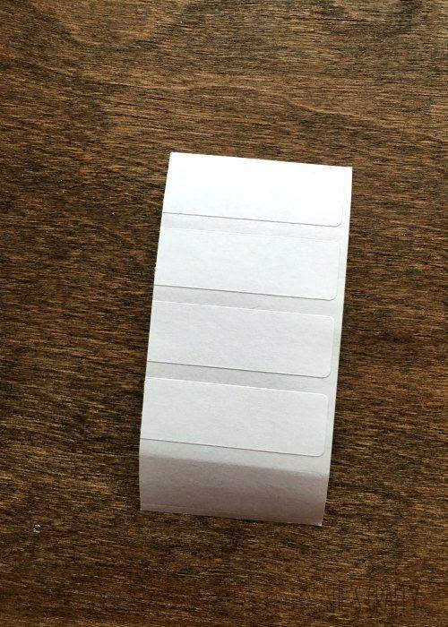 labels, planner labels