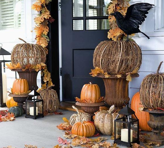 29 Cool Halloween Home Decoration Ideas – DesignSwan.com