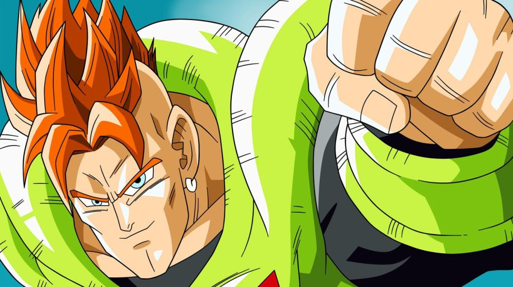 Dragon Ball FighterZ gets Androids 16 and 18, Super Saiyan Blue Goku and Vegeta, new story screenshot