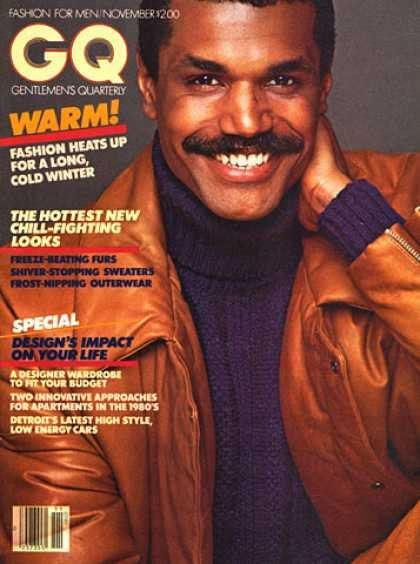 GQ novembro 1979