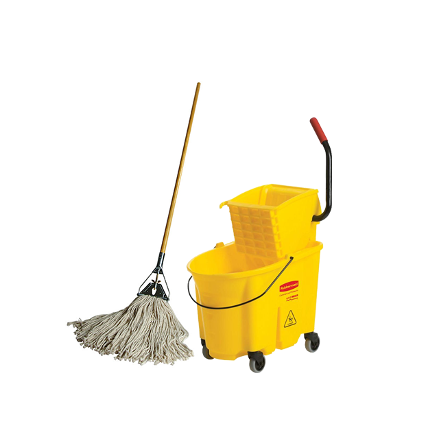 Mop And Bucketdaily Rate 500 San Diego Productions Inc