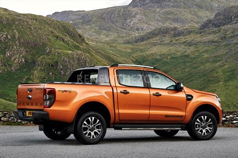 2020 Ford Ranger Exterior Colors Review