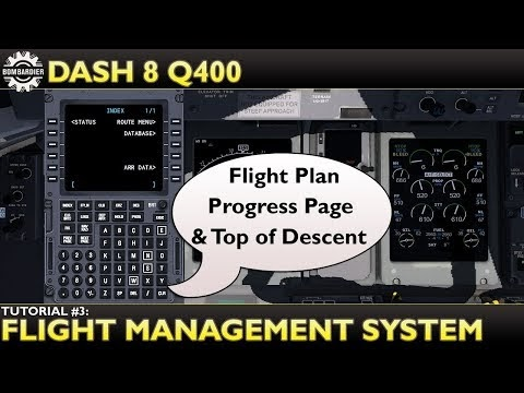 Zoomsim: X Plane 11 : Flyjsim Dash 8 Q400 : Tutorial 3 Flight