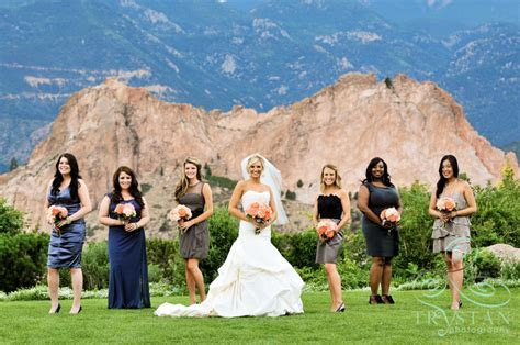 Wedding Photography at The Garden of the Gods Club in