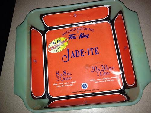 Closer look at Jade-ite Baker