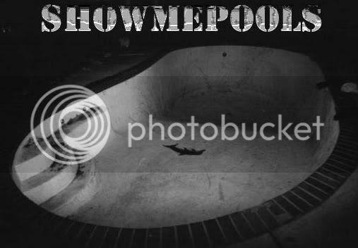 show me pools