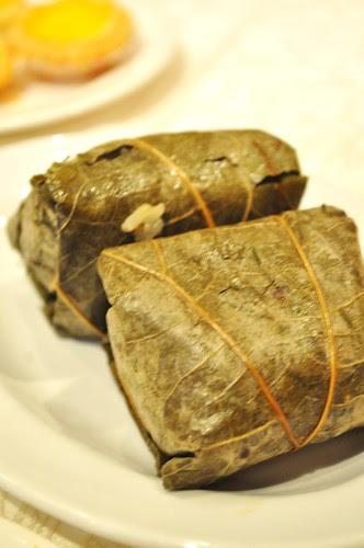 lotus leaf packages