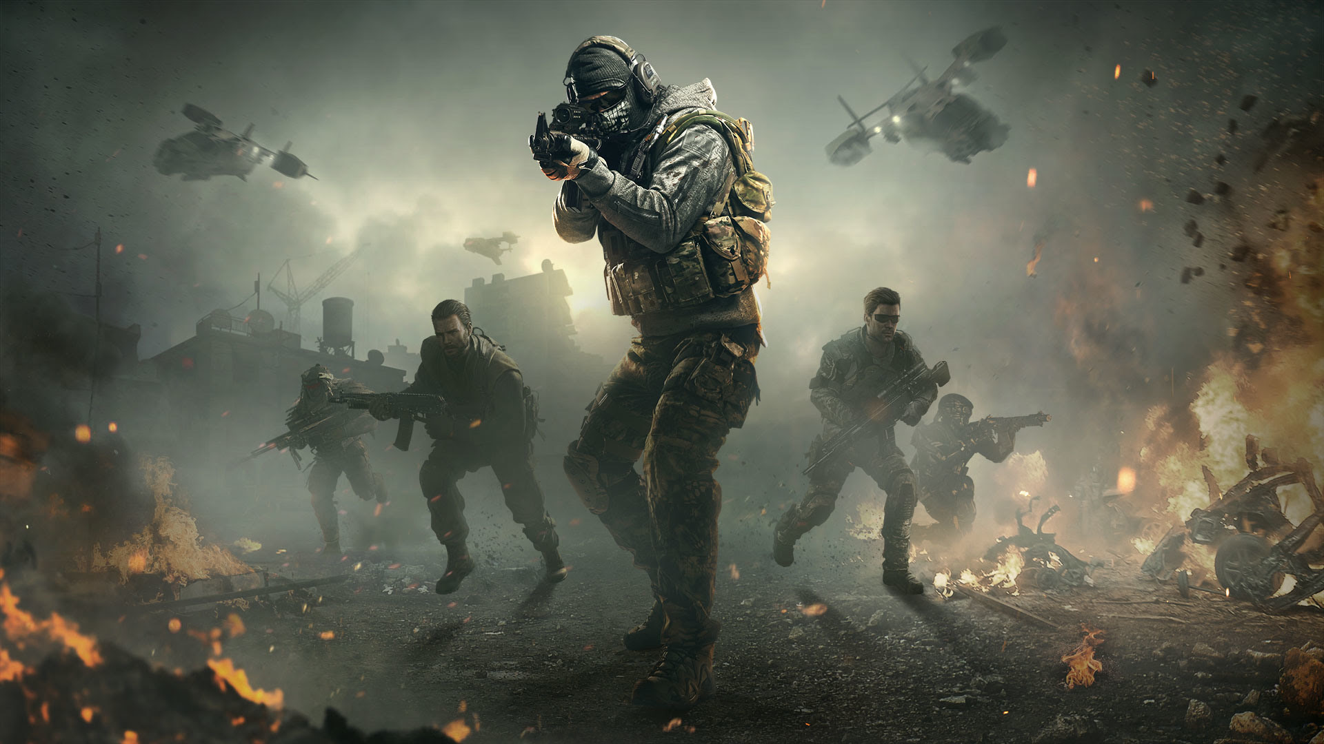 Call Of Duty Mobile 2019 Hd Games 4k Wallpapers Images