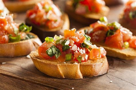Four Star Hors d?oeuvres Buffet   Menus from McHales