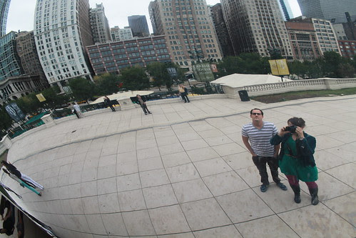 Our trip to Chicago