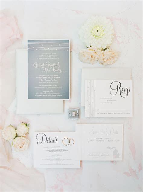 Gabrielle   Tyler : : Grand Rapids, MI Wedding